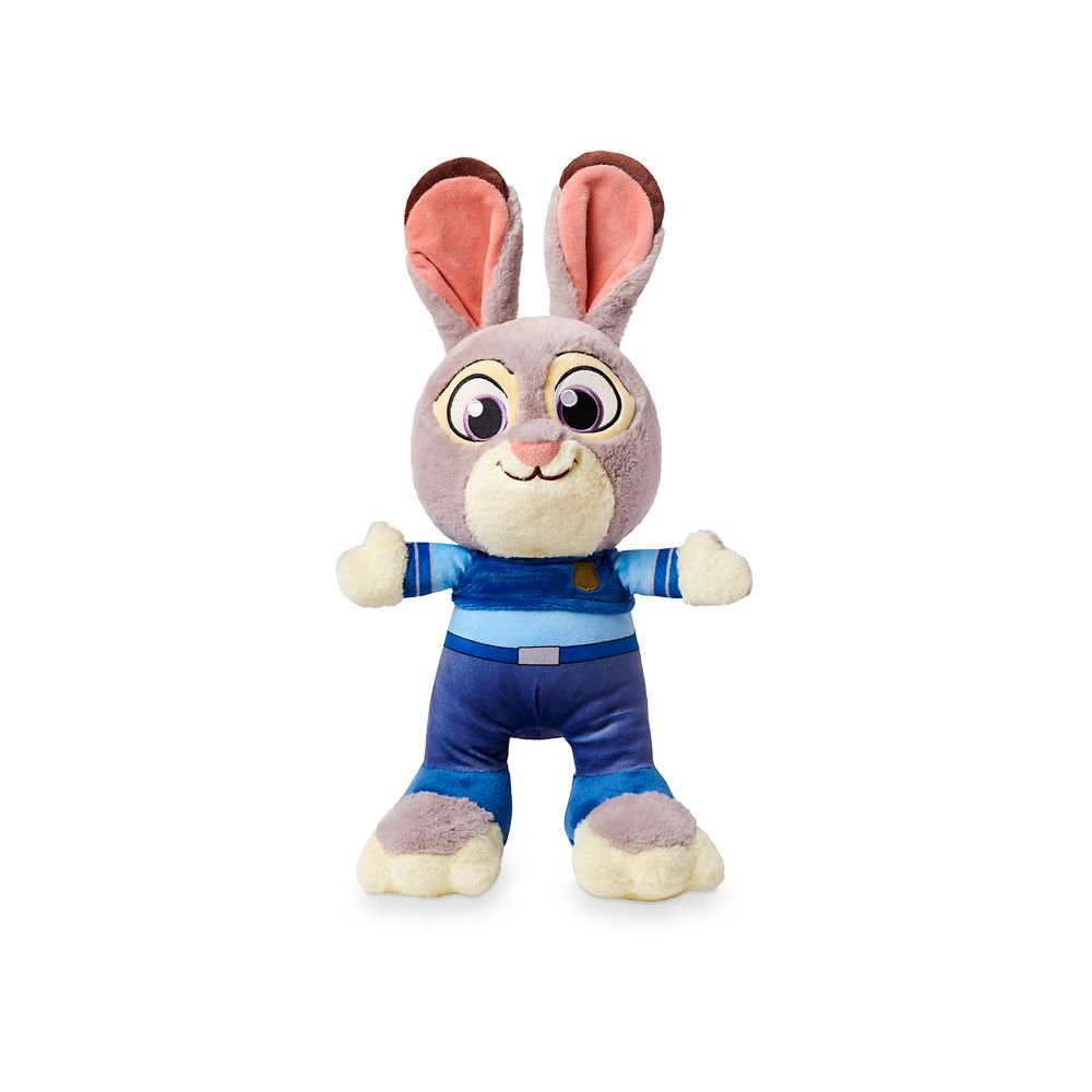 Judy Hopps Big Feet Plush – Zootopia – Small 10''