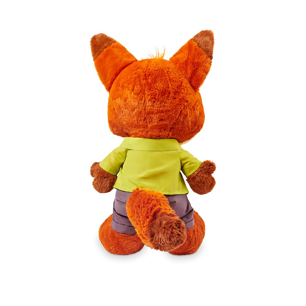 Nick Wilde Big Feet Plush – Zootopia – Small 10''