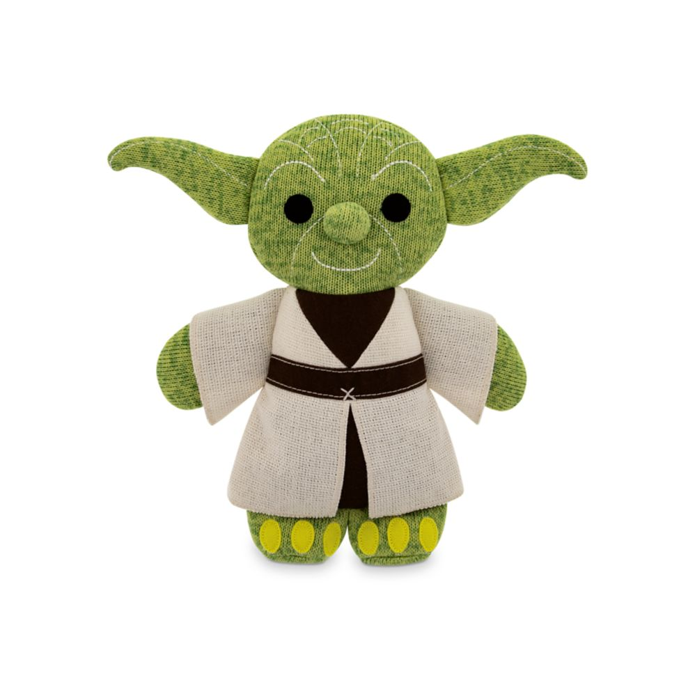 디즈니 요다 피규어 Disney Yoda Knit Plush – Star Wars: Galaxys Edge – Small 9