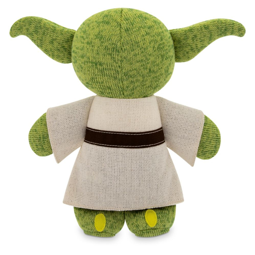 Yoda Knit Plush – Star Wars: Galaxy's Edge – Small 9''