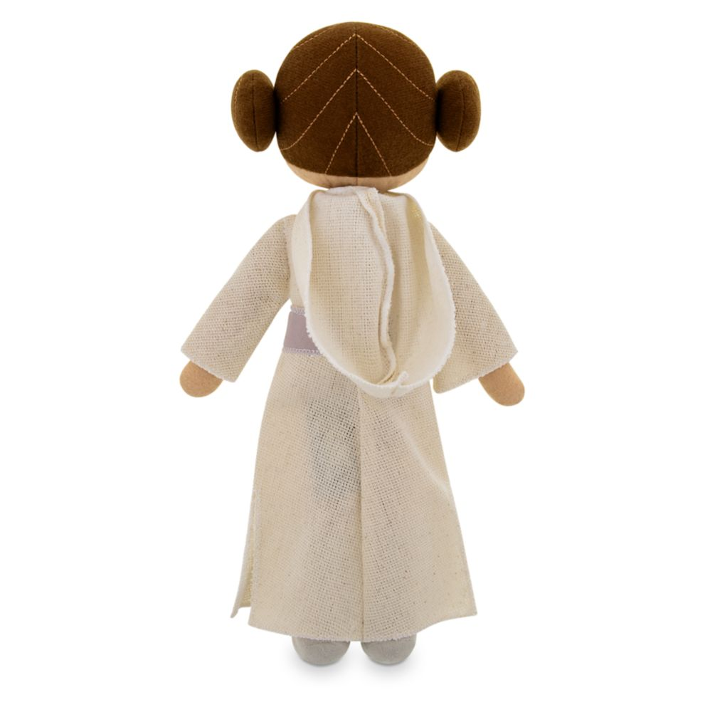 Princess Leia Plush – Star Wars: Galaxy's Edge – Small 12''