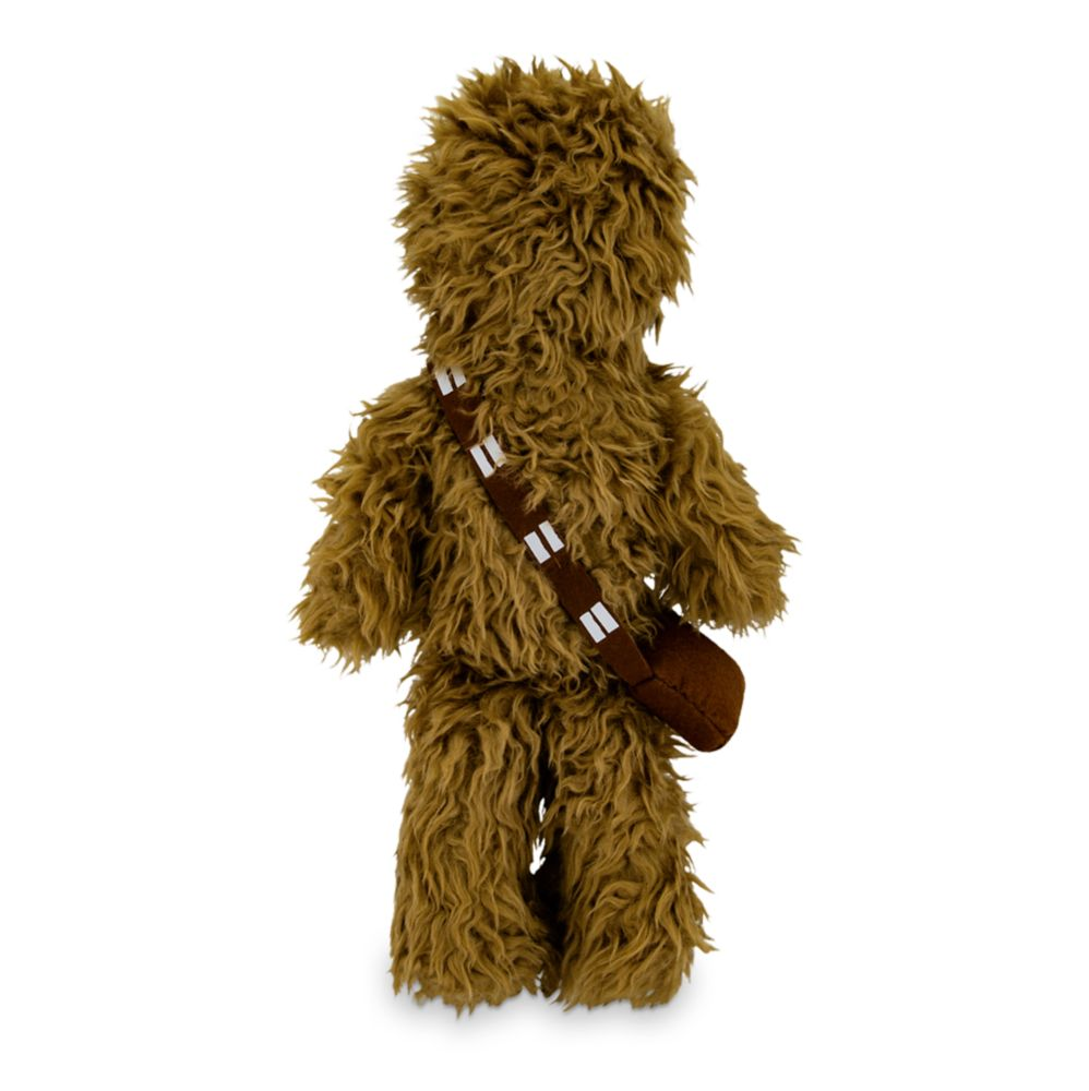 Chewbacca Plush – Star Wars: Galaxy's Edge – Small 13 3/4''