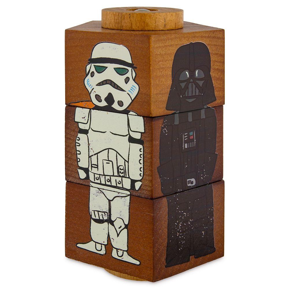 Star Wars: Galaxy's Edge Villains Wooden Puzzle
