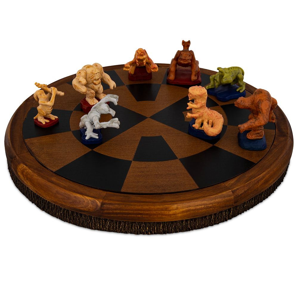 Dejarik Board Game with Checkers – Star Wars: Galaxy's Edge