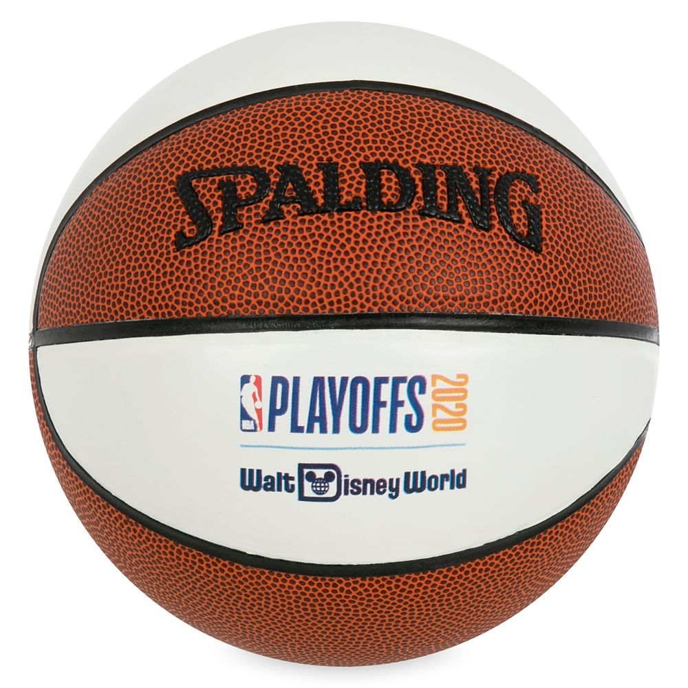 NBA Playoffs 2020 Walt Disney World Mini Basketball by Spalding – NBA Experience