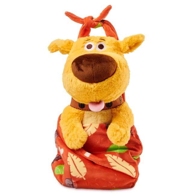 Disney Babies Dug Plush in Pouch – Up – Small 10''