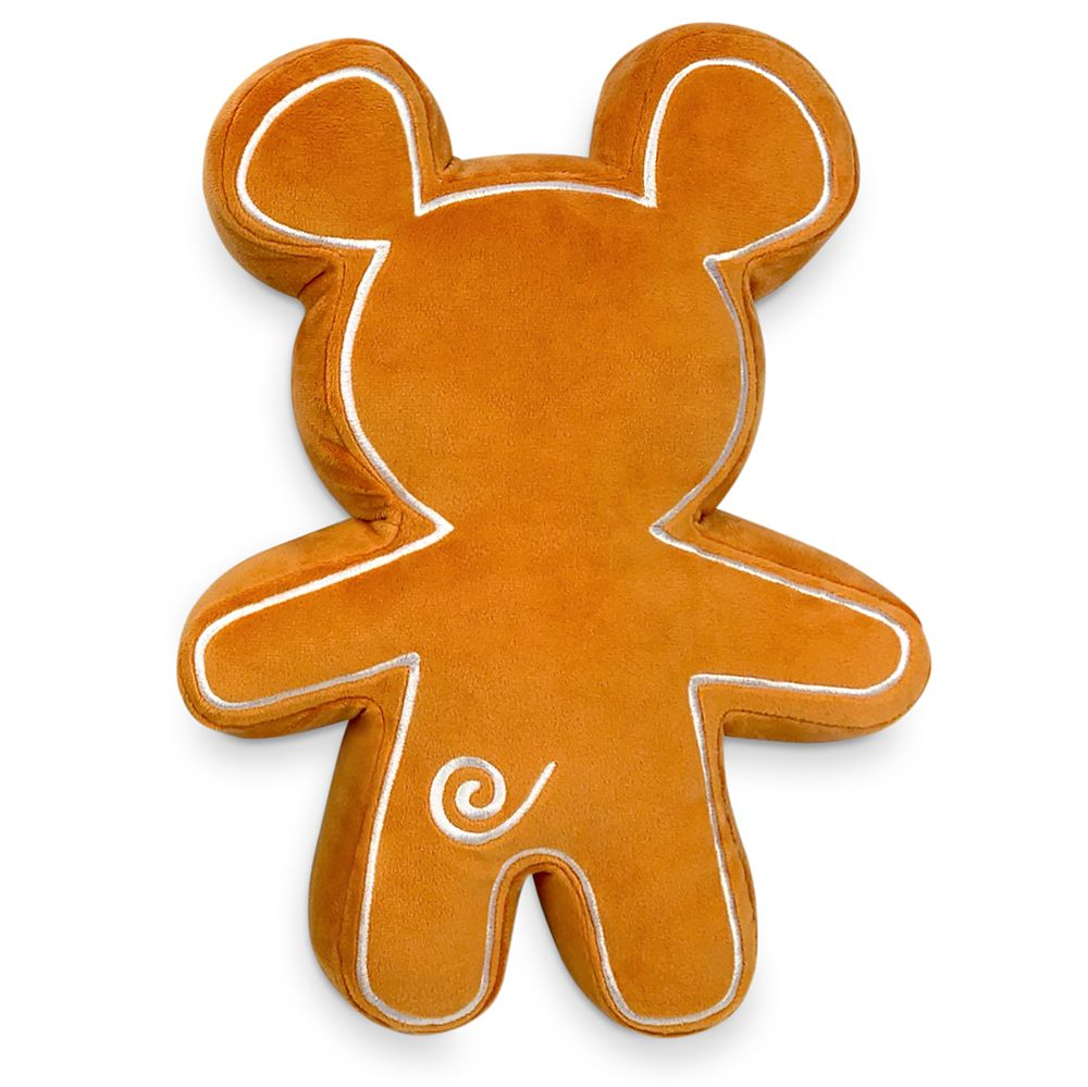 Mickey Mouse Gingerbread Scented Plush – Small 12''
