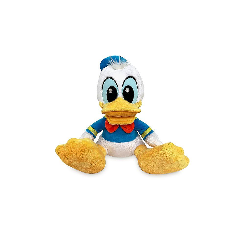 Donald Duck Big Feet Plush – Small 10''