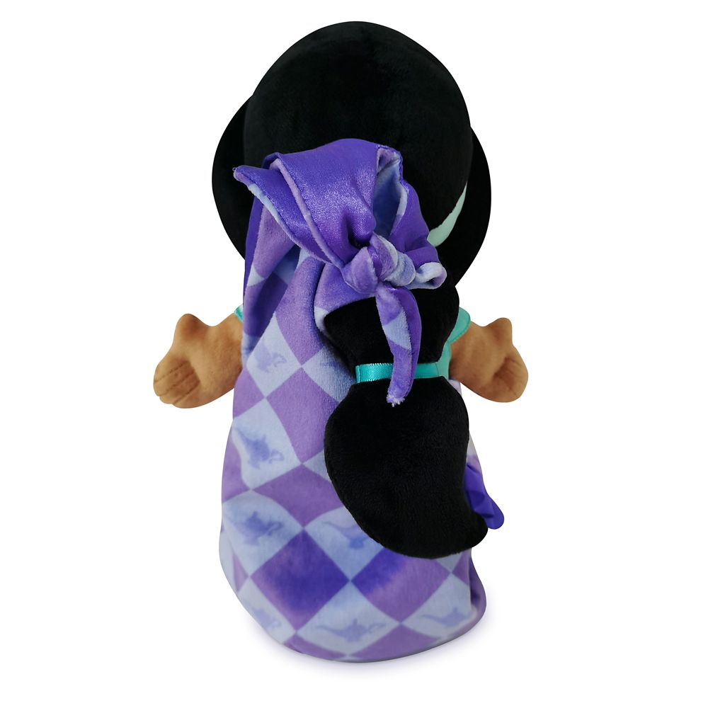 Disney Babies Jasmine Plush Doll in Pouch – Small 10''