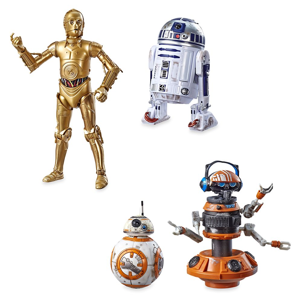 Droid Depot Action Figures – The Black Series – Star Wars: Galaxy's Edge