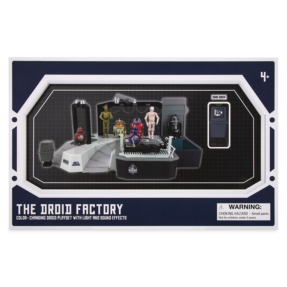 The Droid Factory Play Set – Star Wars: Galaxy's Edge