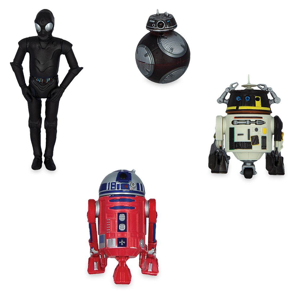 Color-Changing Droid Action Figure Set – Star Wars: Galaxy's Edge