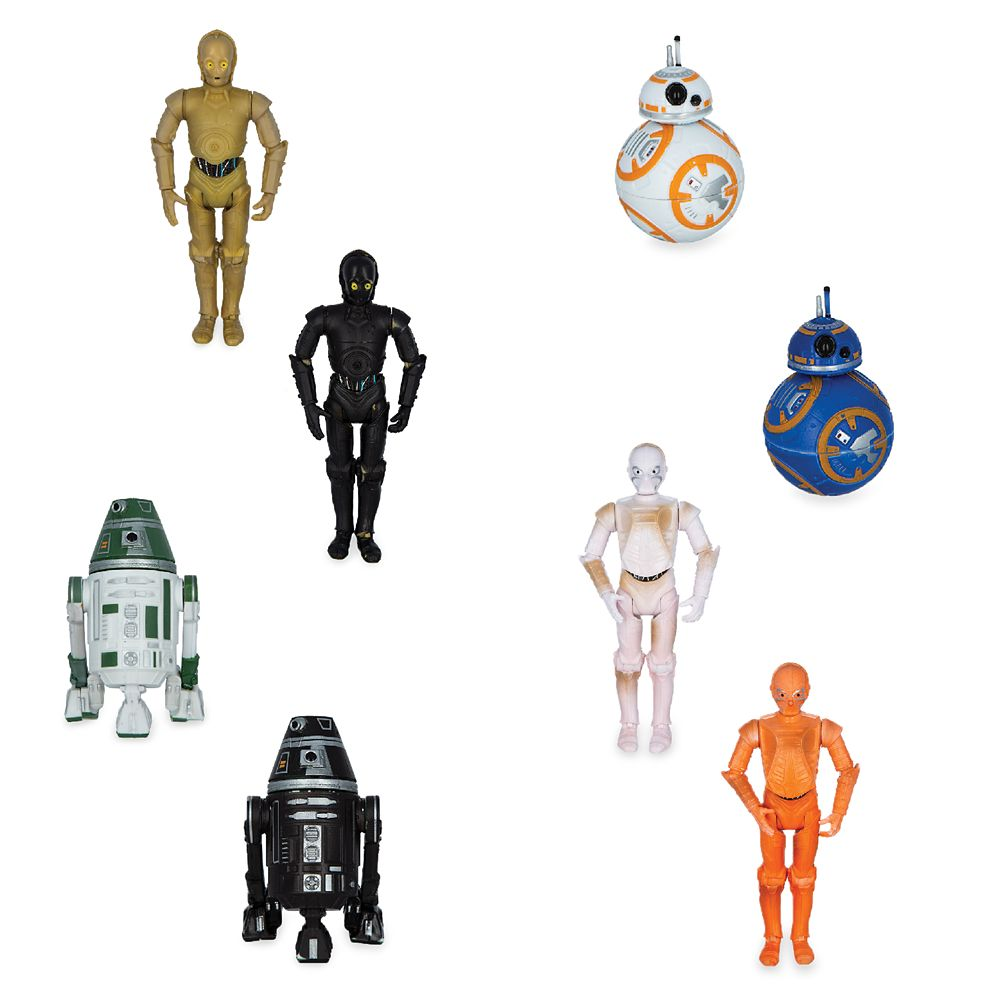 Color-Changing Droid Action Figure Set 2 – Star Wars: Galaxy's Edge