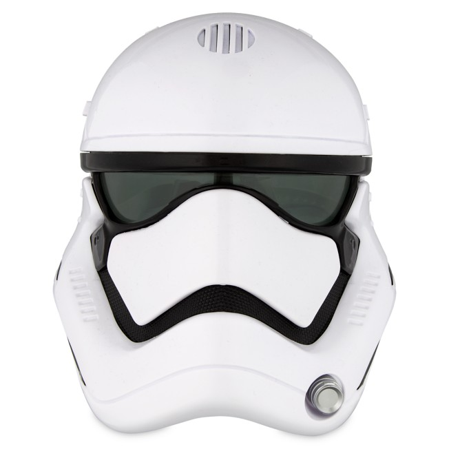 First Order Stormtrooper Voice Changing Mask – Star Wars: Galaxy's Edge