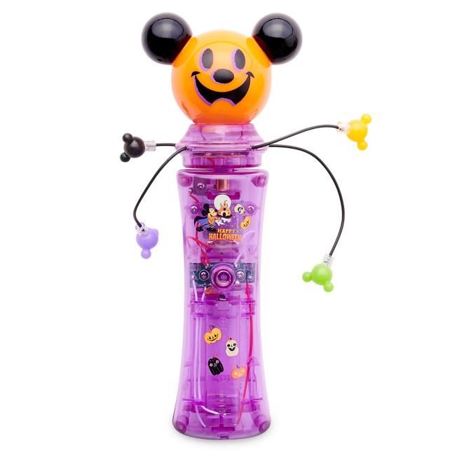 Mickey Mouse Pumpkin Halloween Light-Up Spinner Wand