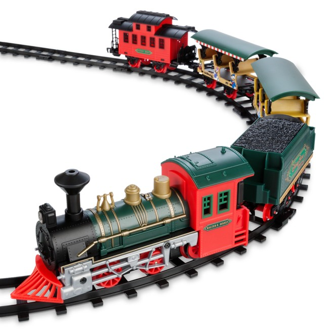 Disney Parks Railroad Train Set by Lionel