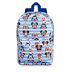 Mickey Mouse and Friends Emoji Backpack - Disney Cruise Line