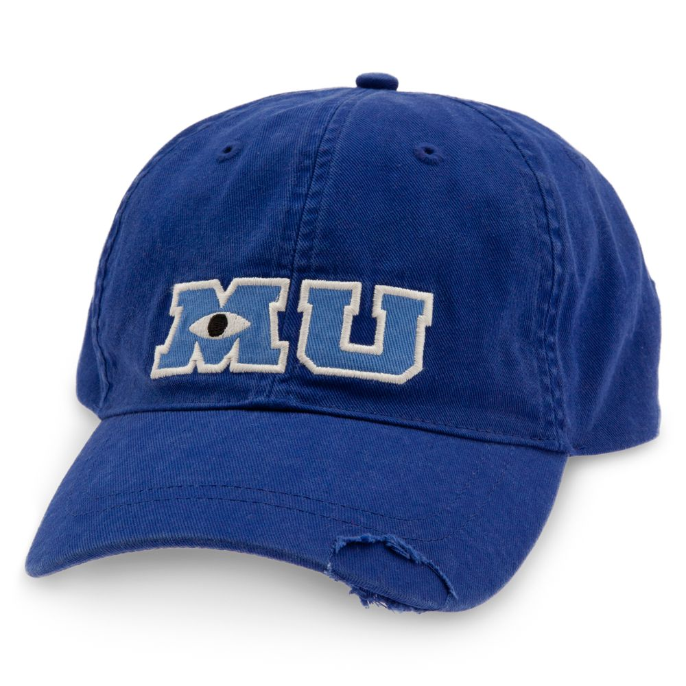 Monsters University Baseball Cap For Adults Shopdisney