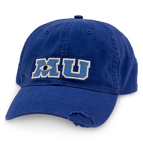 Monsters University Baseball Cap for Adults