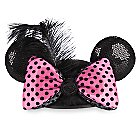 Minnie Mouse Sequined Velveteen Ear Hat for Kids