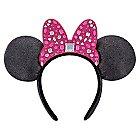 Minnie Mouse Ear Headband - Gemstones