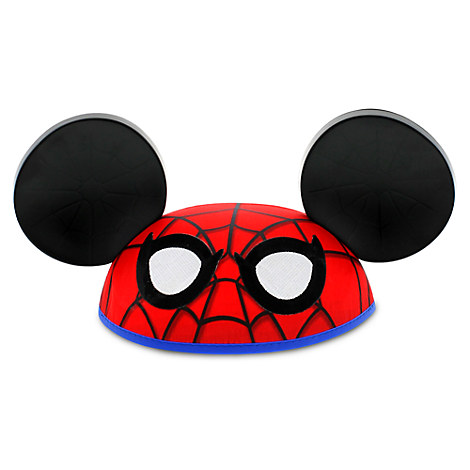 Spider-Man Ear Hat for Adults