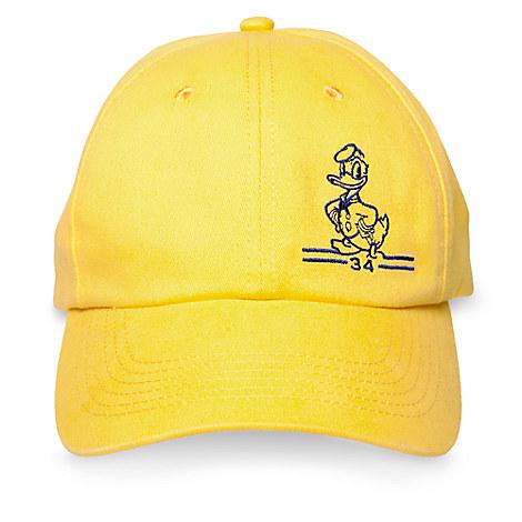 Donald Duck Baseball Cap for Adults