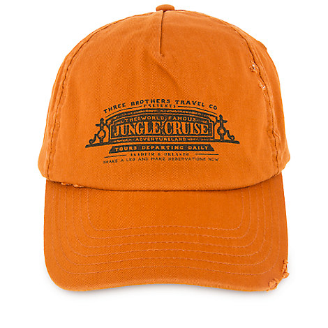 Twenty Eight & Main Jungle Cruise Baseball Cap for Adults