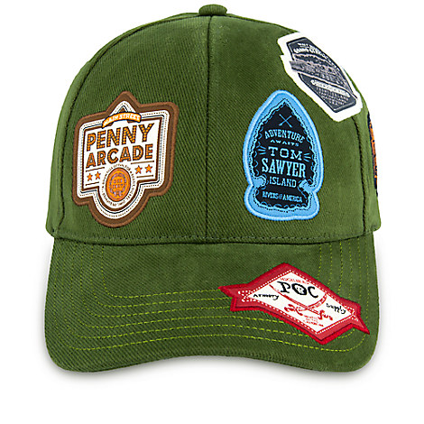 Twenty Eight & Main Attraction Patches Baseball Cap for Adults