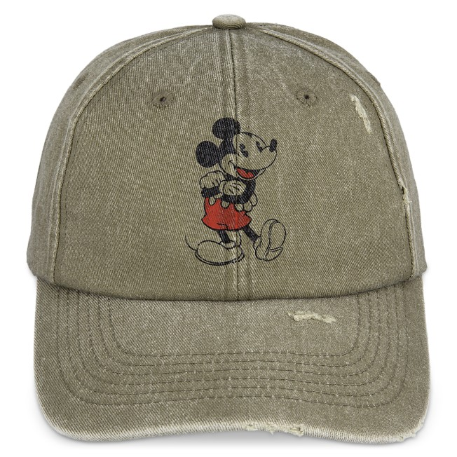 Mickey Mouse Classic Baseball Cap – Men
