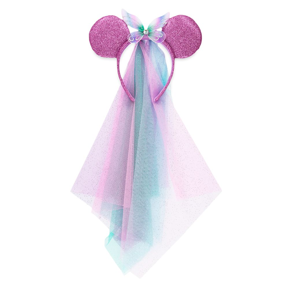 Minnie Mouse Fairy Wings Headband