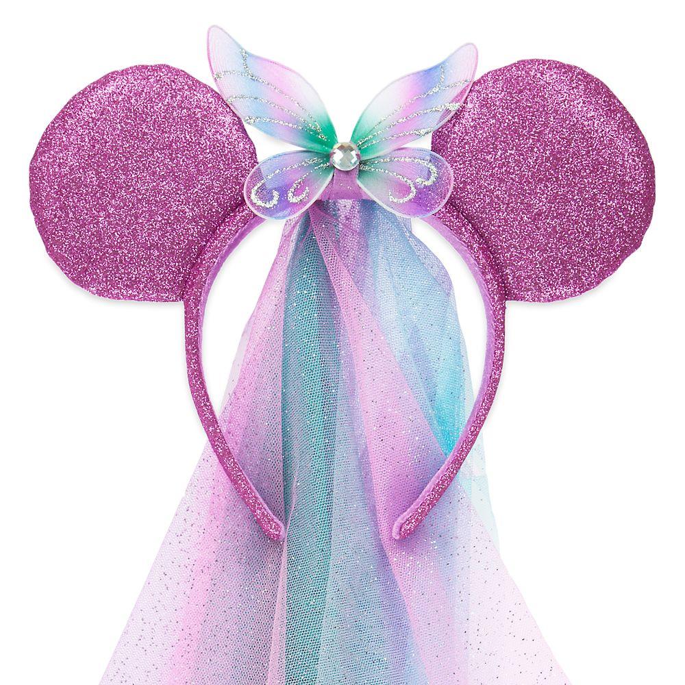Minnie Mouse Fairy Wings Headband