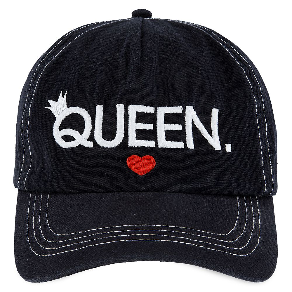 Queen of Hearts Baseball Cap for Adults – Alice in Wonderland