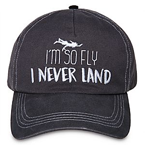 Peter Pan ''I'm So Fly'' Baseball Cap for Adults