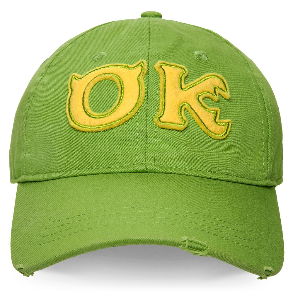 Monsters University ''Oozma Kappa'' Baseball Cap for Adults