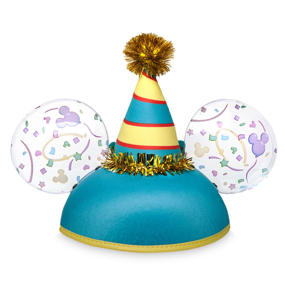 ''It's My Birthday'' Ear Hat for Adults