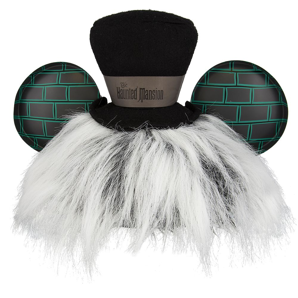 Hatbox Ghost Ear Hat – The Haunted Mansion