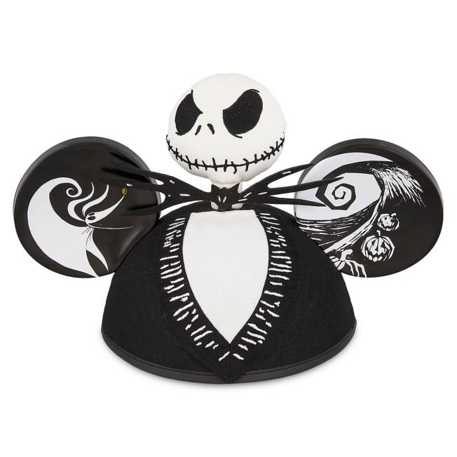 Jack Skellington Ear Hat – Tim Burton's The Nightmare Before Christmas