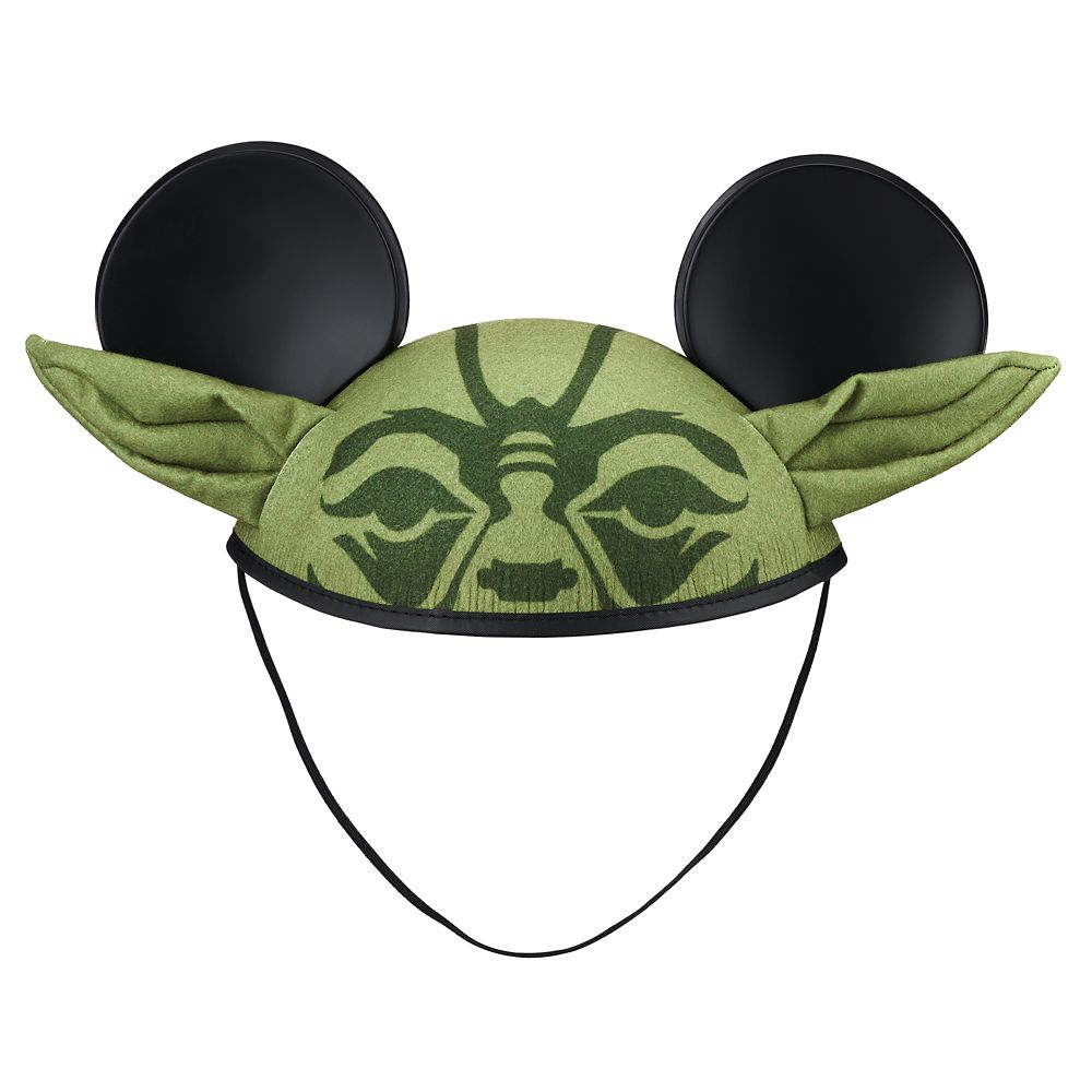 Yoda Ear Hat for Adults – Star Wars