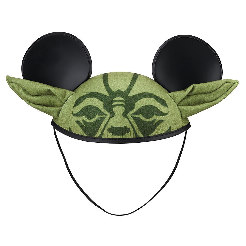Yoda Ear Hat for Adults  Star Wars Official shopDisney