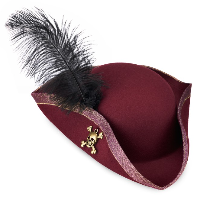 Redd Pirate Hat for Adults – Pirates of the Caribbean