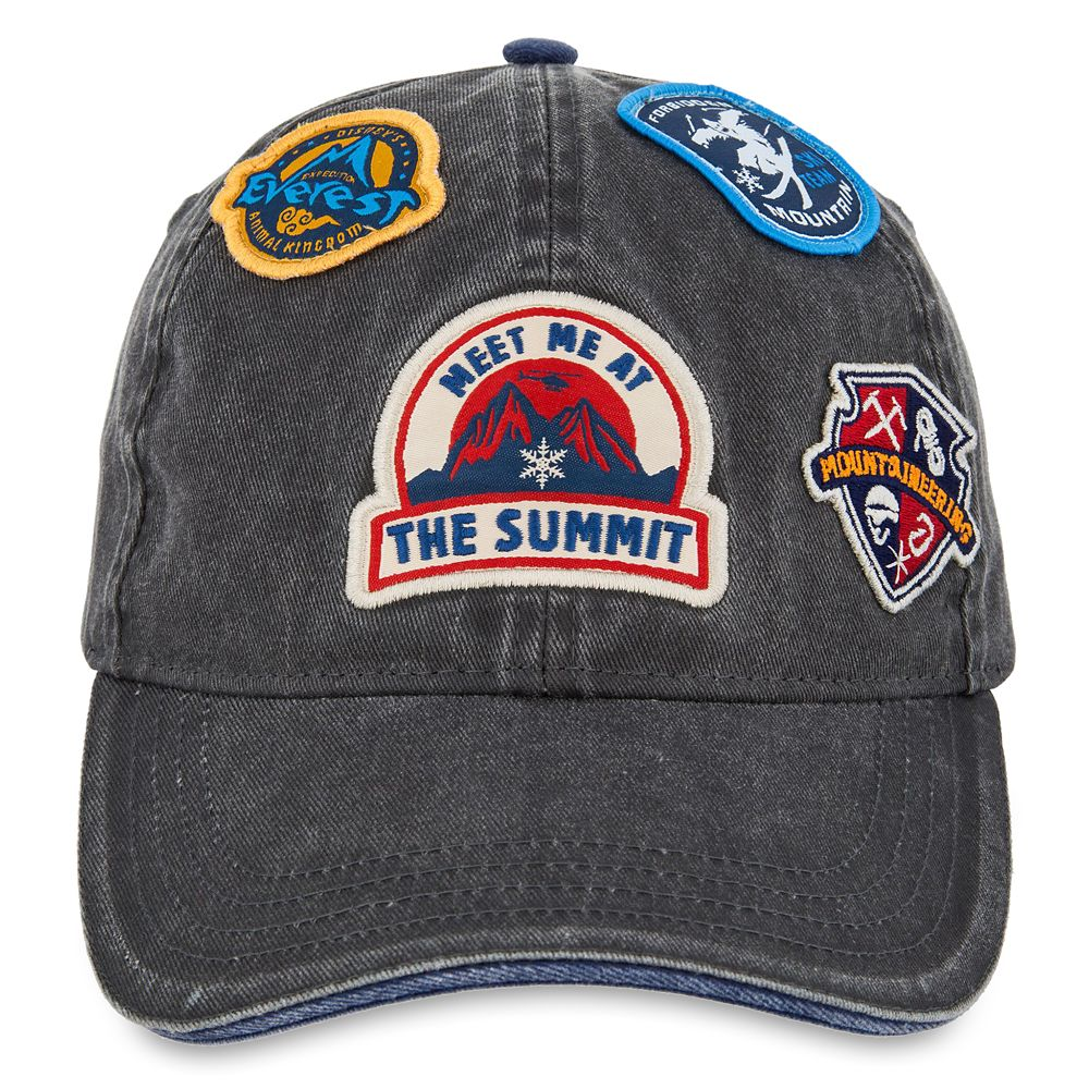 Expedition Everest Baseball Cap for Adults Official shopDisney