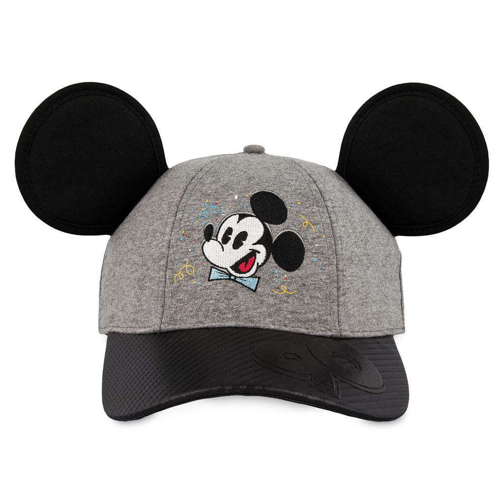 Mickey Mouse ''Celebration of the Mouse'' Baseball Cap for Adults