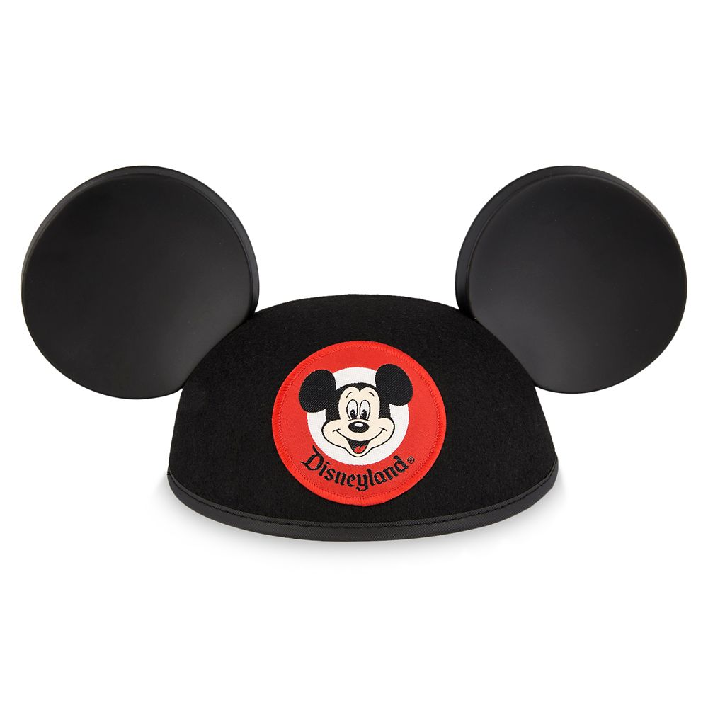Mouseketeer Ear Hat for Adults – The Mickey Mouse Club – Disneyland – Personalizable