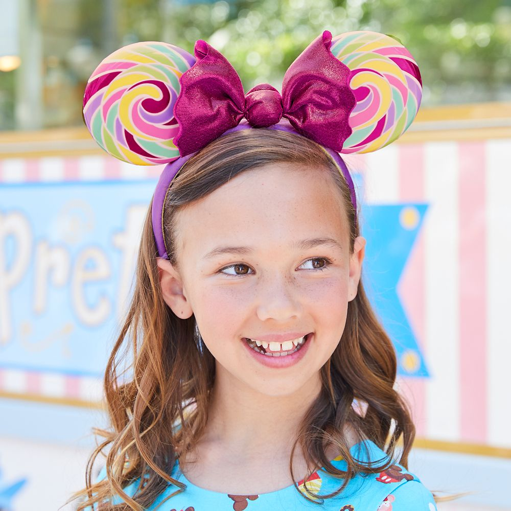 Lollipop Ear Headband