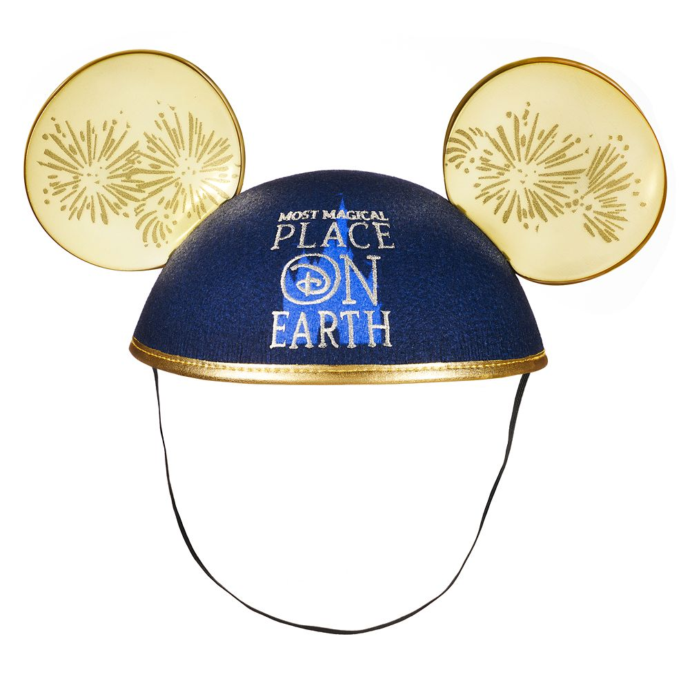 Walt Disney World Cinderella Castle Ear Hat for Adults