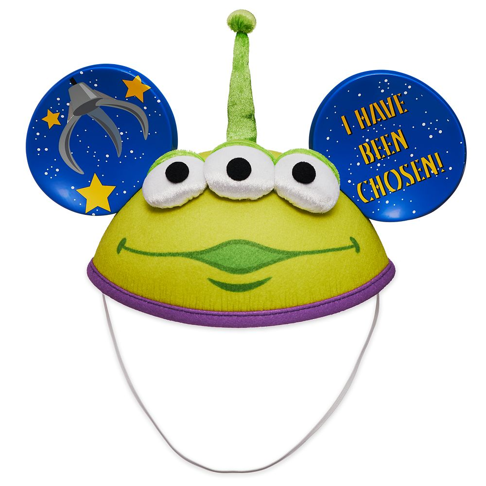 Toy Story Alien Ear Hat