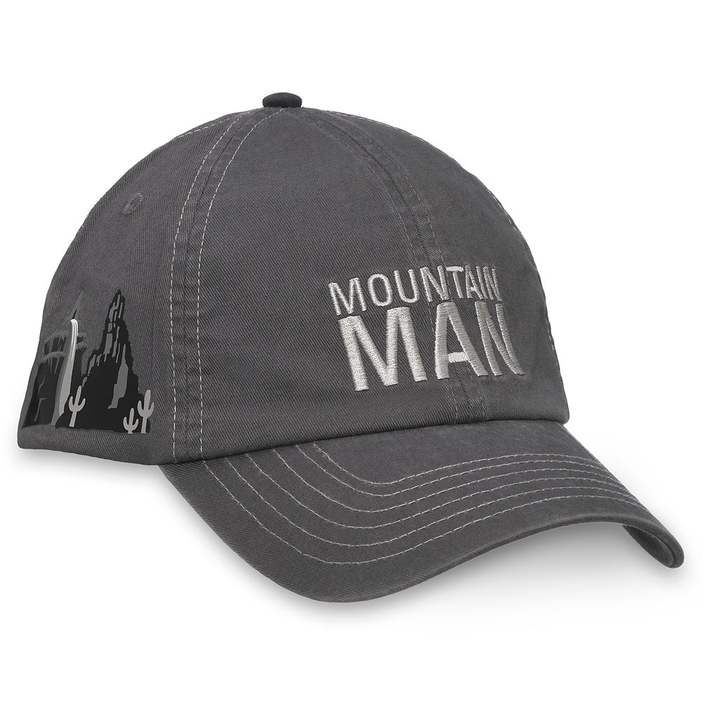 Disney Parks ''Mountain Man'' Baseball Cap for Men