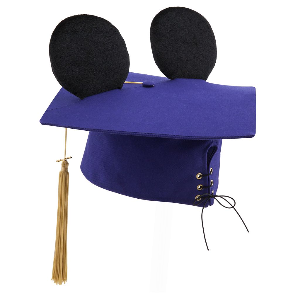 Mickey Mouse Ear Hat Graduation Cap for Adults – 2019