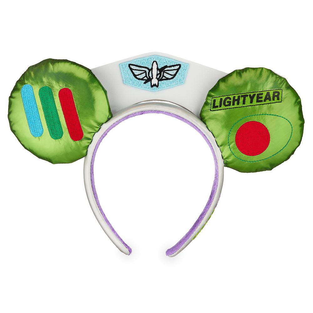 Mickey Mouse Buzz Lightyear Ear Headband